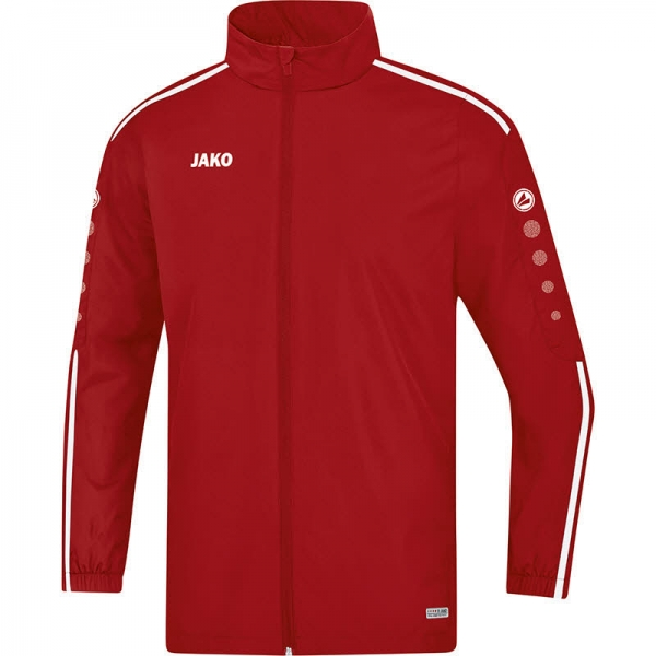 jako Allwetterjacke Striker 2.0 chili rot/weiss