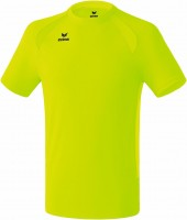 erima PERFORMANCE t-shirt neon yellow