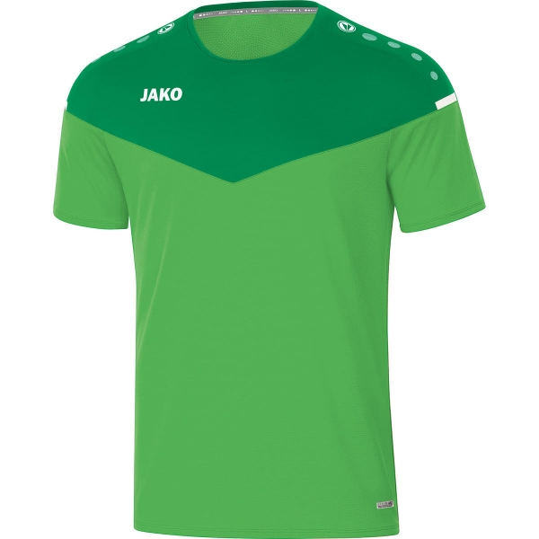 jako T-Shirt Champ 2.0 soft green/sportgrün - Bild 1