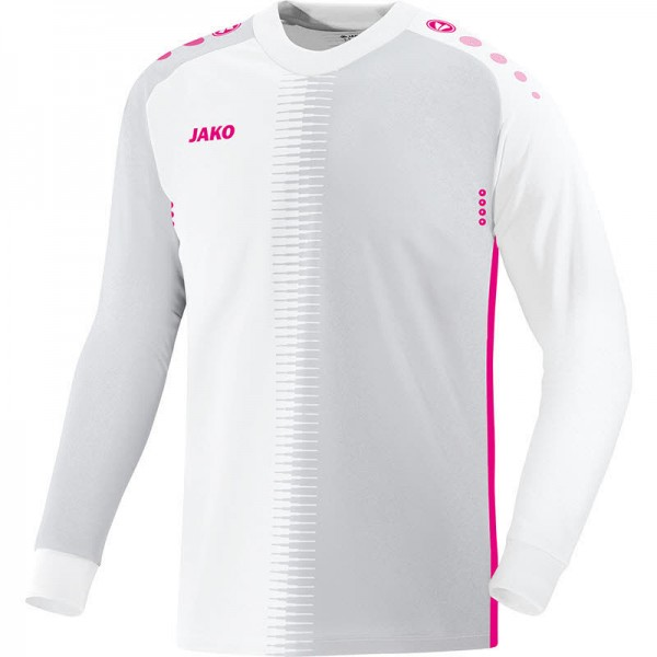 jako TW-Trikot Competition weiý/pink