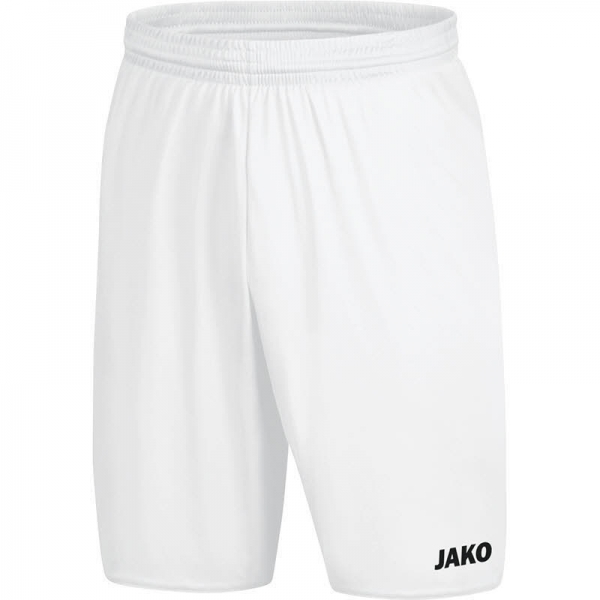 jako Sporthose Manchester 2.0 weiss