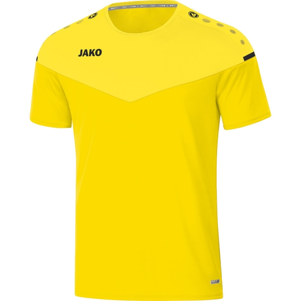 jako T-Shirt Champ 2.0 citro/citro light - Bild 1