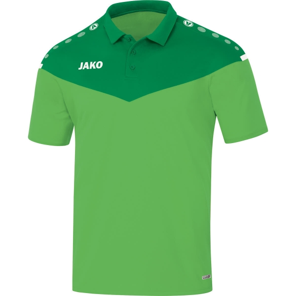 jako Polo Champ 2.0 soft green/sportgrün - Bild 1