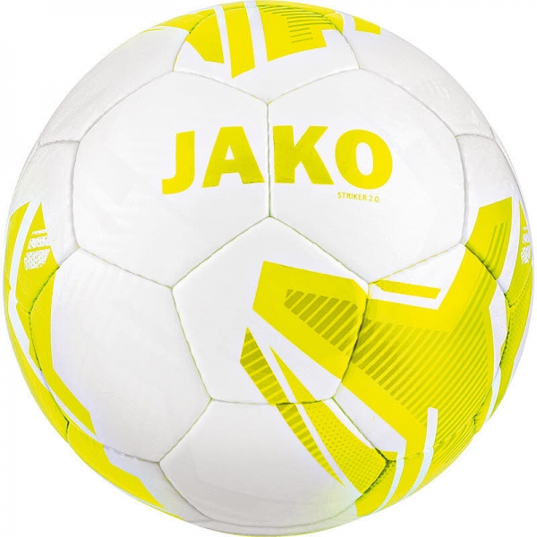 Jako Lightball Striker 2.0 weiss/lemon-290g