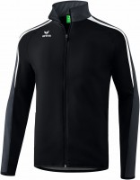 erima LIGA LINE 2.0 pres.jacket black/white/dark gre